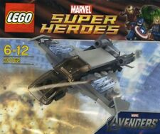 "LEGO MARVEL AVENGERS Set No.30162 ""Quinjet"" - NEW FACTORY SEALED POLYBAG"