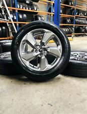 4 X TOYOTA RAV4 2019 ALLOY WHEELS AND TYRES 18 INCH