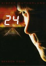 24: Season 4 [7 Discs] [Repackaged] (2009, REGION 1 DVD New) WS