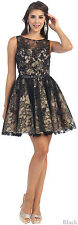 NEW PROM HOMECOMING GRADUATION PARTY COCKTAIL DRESSES SHORT DINNER CRUISE FLIRTY