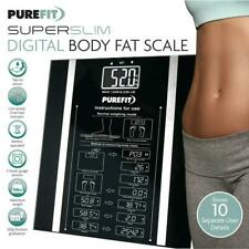 150kg Digital Body Fat Analyser Scales BMI Healthy Weighing Scale Weight Loss