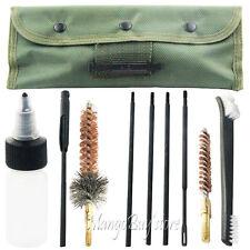 Model 15 .22 .223 Rifle Gun Cleaning Kit Set Cleaning Rod Nylon Brush