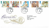 GB First Day Covers - 1993 - 95 - All British Philatelic Bureau Postmark