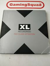 Pay Close Attention, XL Recordings CD, Supplied by Gaming Squad