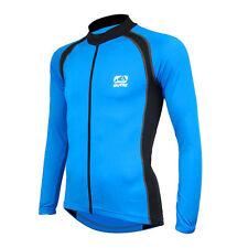 Blue Cycling Jerseys