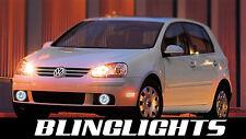 2007 2008 2009 Volkswagen Rabbit Halo Angel Eye Fog Lamps 07 08 lights vw