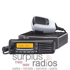 ICOM F6061 46 MOBILE 45W UHF 450-512MHZ 512CH LTR TRUNKING POLICE FIRE HAM EMS