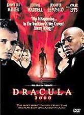 ~ DRACULA 2000 ~ DVD 2001 HORROR GERARD BUTLER BUY5+MXDDVDsGET FREE LOT SHIPPING