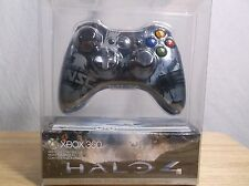 Official Halo 4 Limited Edition Wireless Controller Xbox 360 BRAND NEW & Sealed!