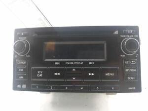 Audio Equipment Radio Receiver Without Navigation Fits 12-14 IMPREZA 1274460