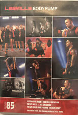 Bodypump 85 CD And Choreography Notes
