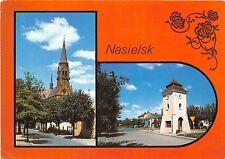 B46154 Nasielsk church multiviews     poland