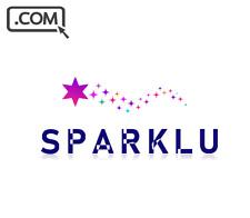 Sparklu .com  -Brandable premium Domain Name for sale - BRAND DOMAIN NAME
