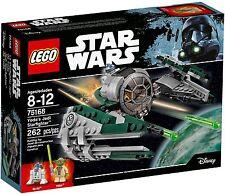 LEGO 75168 Star Wars Yoda's Jedi Starfighter - Brand New Sealed