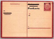 GP GOLDPATH: GERMANY POSTAL STATIONARY MINT _CV783_P16