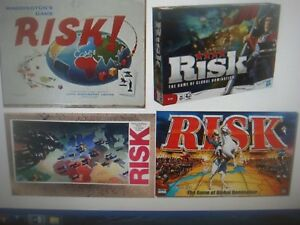 Parker Brothers / Hasbro RISK Game Spare Parts Cavalry & Artillery Figures