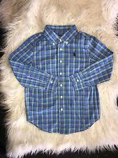 Final Sale! New Boy Blue Ralph Laure Shirt Size 4T And 6T