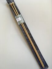 Plymouth Bamboo Knitting Needles Single Point Size US 5 - 14-inch