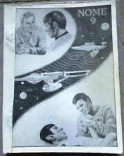 "Star Trek TOS Fanzine ""Nome 9""  SLASH"