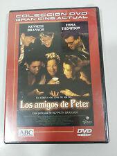 LOS AMIGOS DE PETER - PETER´S FRIENDS DVD SEALED NEW PRECINTADA NUEVA