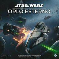 Star Wars: Edge Outer , New by Asmodee, Italiano