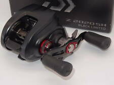 Daiwa 17 Z2020SH BLACK LIMITED Baitcasting Reel Excellent with Box F/S