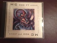 MC 900 ft Jesus, one step ahead of the spider cd