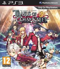 The Legend of Heroes: Trails of Cold Steel (PS3) W/ FREE ART BOOK - BRAND NEW UK