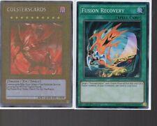 Yugioh Card - Super Rare Holo - Fusion Recovery FUEN-EN043 1st Ed New