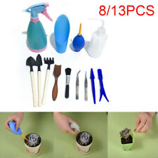 8/13 Pcs Succulent Garden Tool Mini Hand Planting Transplanting Plant Care Set