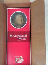 American Doll Caroline Abbott 18 inch doll Beforever retired brand new