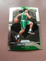 Carsen Edwards: 2019/20 Panini Prizm Rookie Card