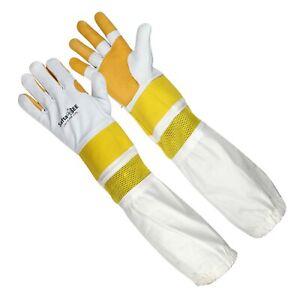 Beekeeping Gloves Beekeepers Gloves Sting Proof Gloves Gardening Gloves