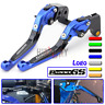 Folding Adjustable Brake Clutch Lever For BMW R 1200 GS Adventure(LC) 14-17