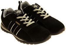 Mens Leather NORTHWEST TERRITORY Work Safety Toe Cap Shoes Sz Sizes UK 7 9 10 12
