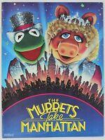 The Muppets Take Manhattan 1984 Movie Special Program 84-2