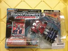Transformers Armada Optimus Prime Overrun Minicon 2003 NEW FREE SHIP US