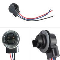 2  x 3157 3057 3156 3155 LED Bulb Brake Signal Light Socket Harness Wire Adapter