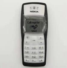 Nokia 1100 - Unlocked GSM Cellular Phone (black)