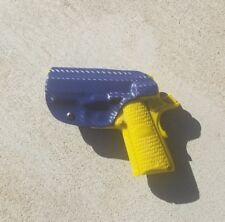 Kydex Holster Kimber 1911 3 inch Ultra Carry/Ultra carry II IWB Blue Carbon