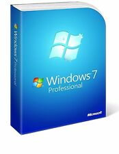 Licenza Windows 7 Professional 32/64 bit LICENZA CON  PRODUCT KEY