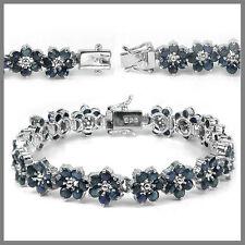 Bangle Sapphire Fine Bracelets
