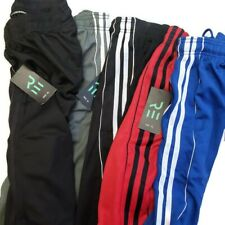 Real Essentials Mens Active Athletic Performance Shorts With Pockets (5 Pack)
