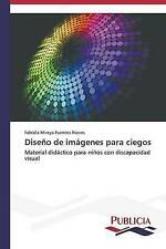 Diseño de imágenes para ciegos: Material didáctico para niños con discapacidad v