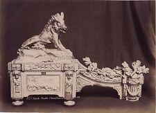 Chenet Louis XVI France Vintage Albumine ca 1880