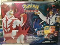 Sealed Battle Styles COLLECTOR'S CHEST Tin Spring 2021 Pokemon Lunchbox NEW