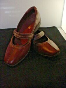 Clarks Collection 26101750 Women's SIZE 10 Leather Mary Jane Loafers SHOES