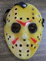 HALLOWEEN HORROR MOVIE PROP - Jason Hockey Mask Friday the 13th USA seller