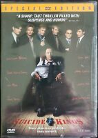 Suicide Kings (DVD, 2001, Special Edition, Widescreen)  Christopher Walken New