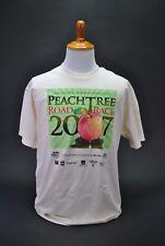 AJC Atlanta Peachtree Road Race July 4th Tee Shirt Size Large 2007 Cotton